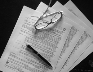 письменный договор и гарантия