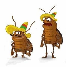 Уничтожение тараканов в Орехово-Зуево